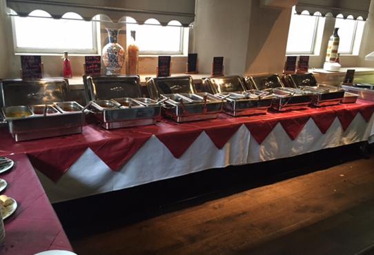 Buffets in Glasgow
